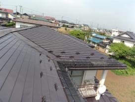 盛岡  屋根  塗り替え